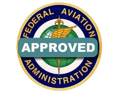 FAA Approved Seal