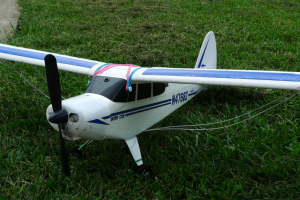 Super Cub DSM RTF by HobbyZone, dm September 24, 2011