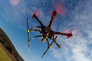 Quadcopter, Carsten Frenzl