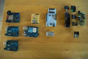 Arduino Family Photo, Arnaud Boudou January 6, 2014
