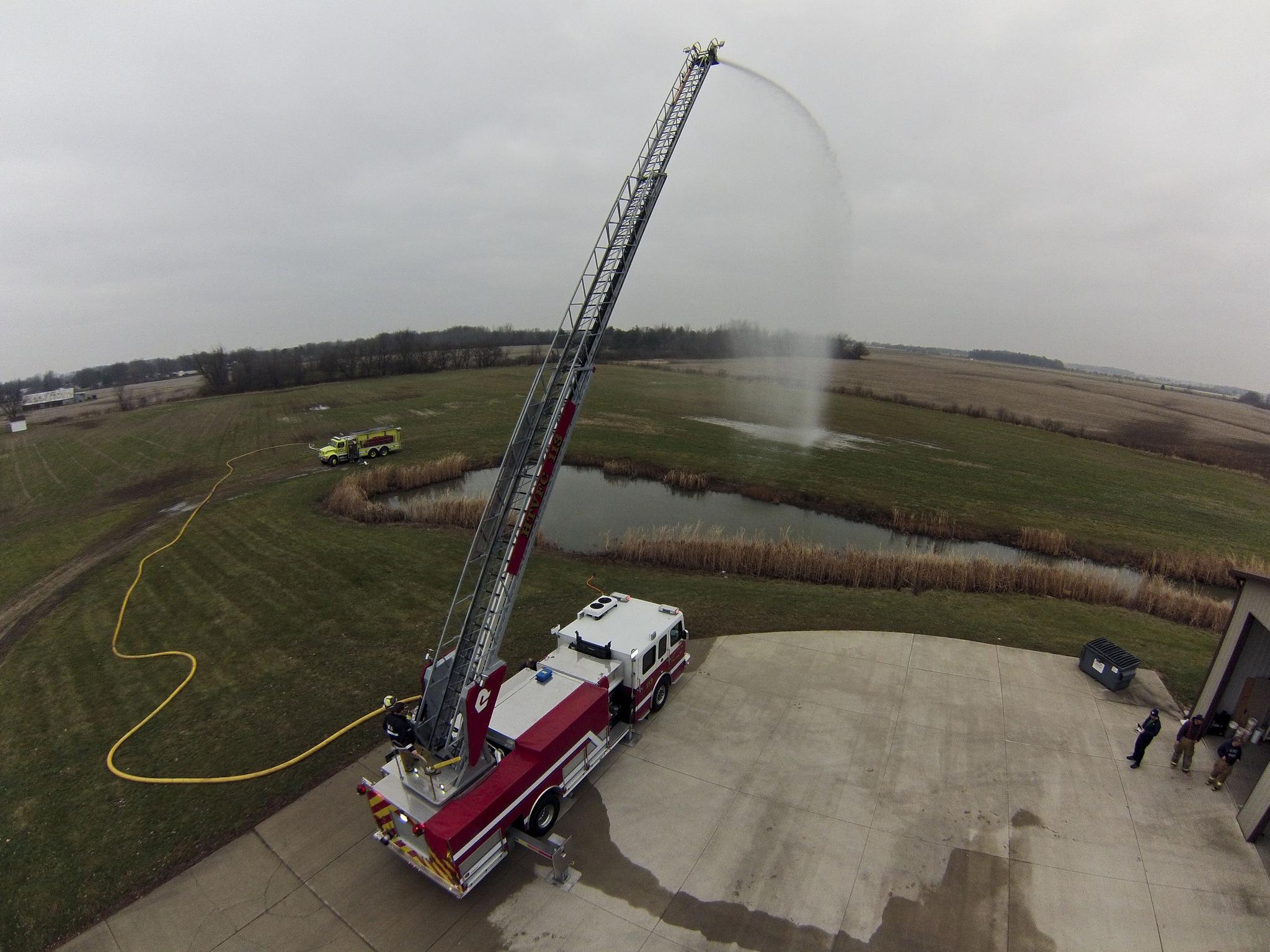 Aerial Testing, Daniel Fleming December 14, 2014