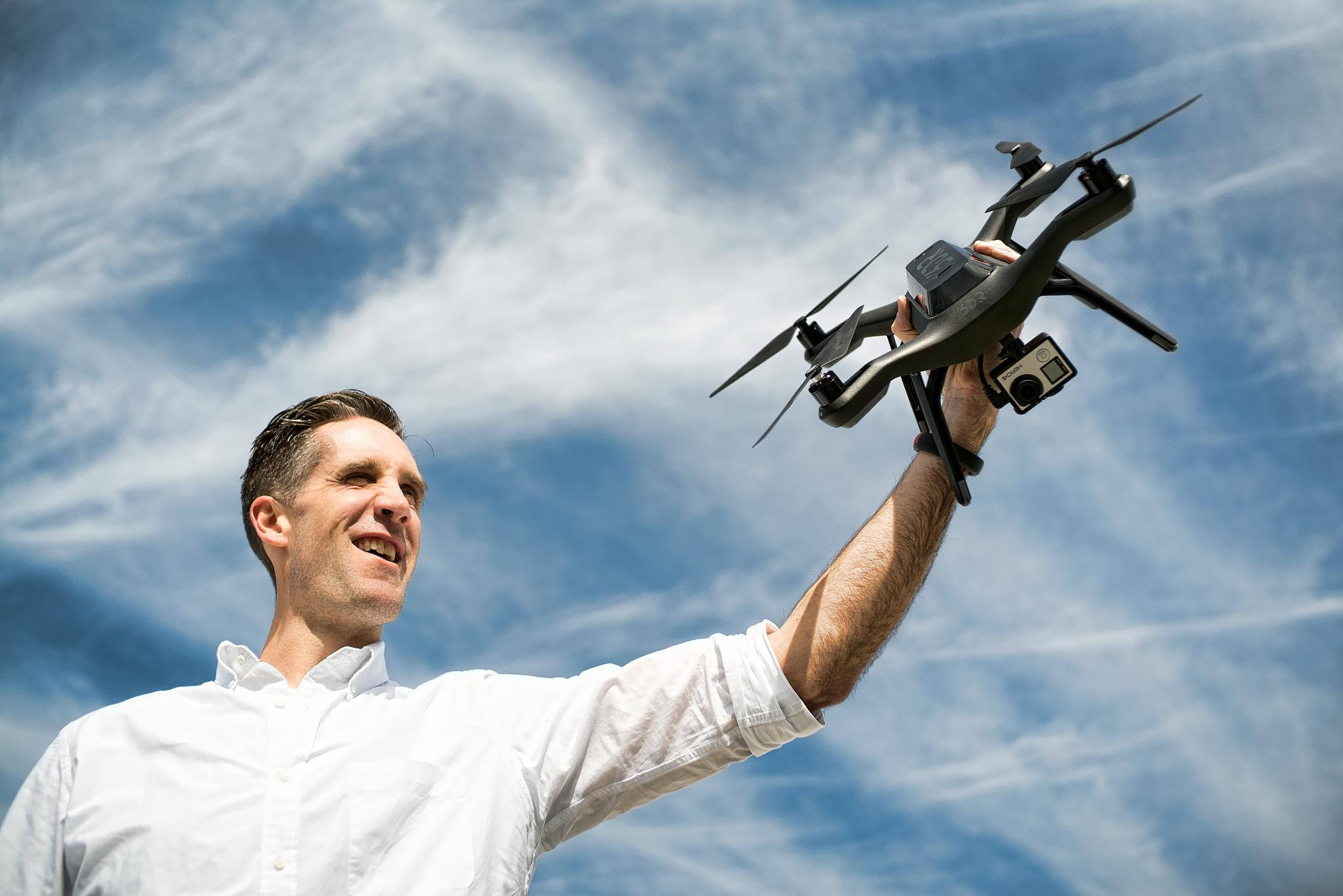 3DR Solo Drone, Christopher Michel February 26, 2015