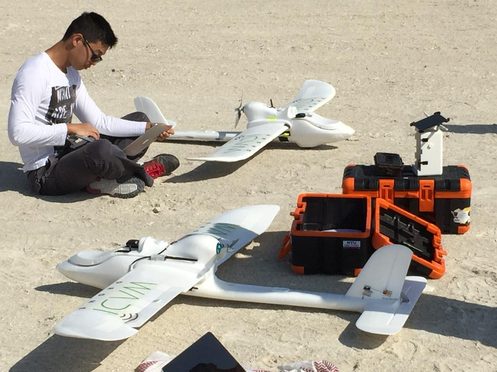 The Wadi Conservation Drone