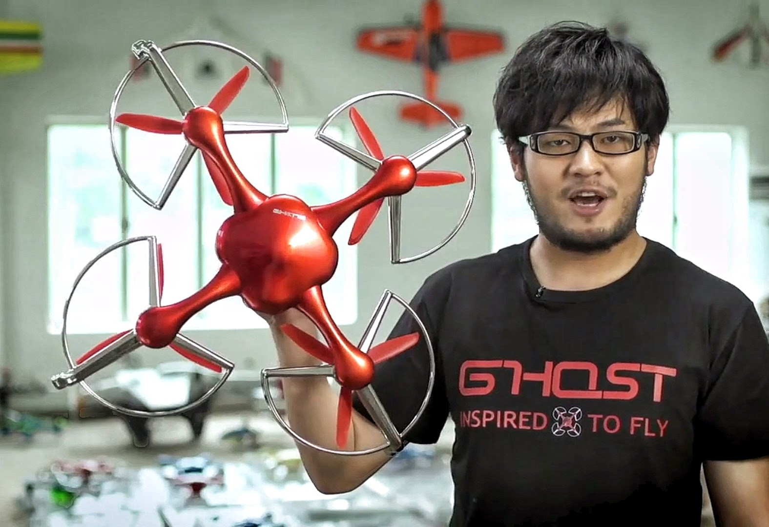Ehang Ghost Personal Drone