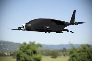 Krossblade SkyProwler VTOL Transformer UAV