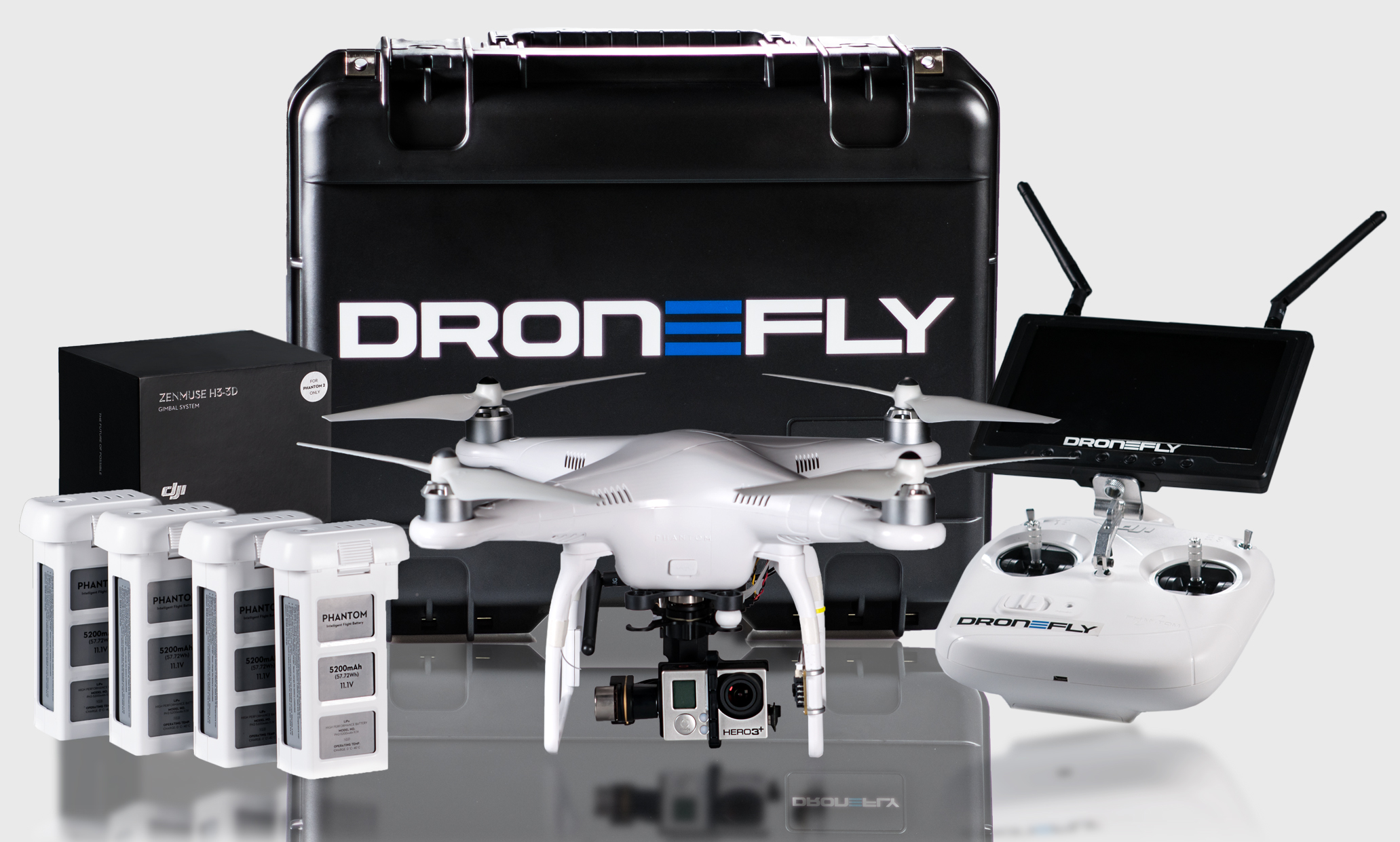 Dronefly Production Kit Phantom 2 Cropped