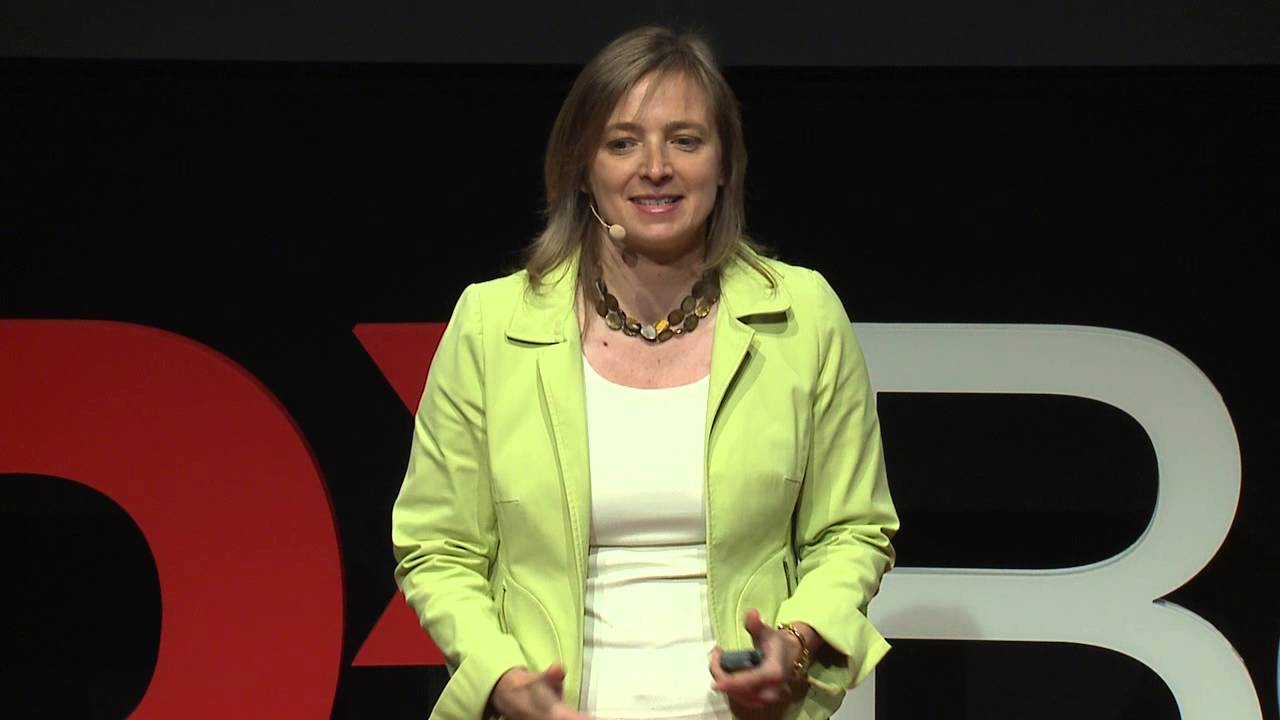 Re-Imaginer of Robots: Helen Greiner at TEDxBoston