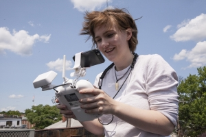"UAV TechTalk: Sarah ""driving"", Juhan Sonin July 18, 2014"