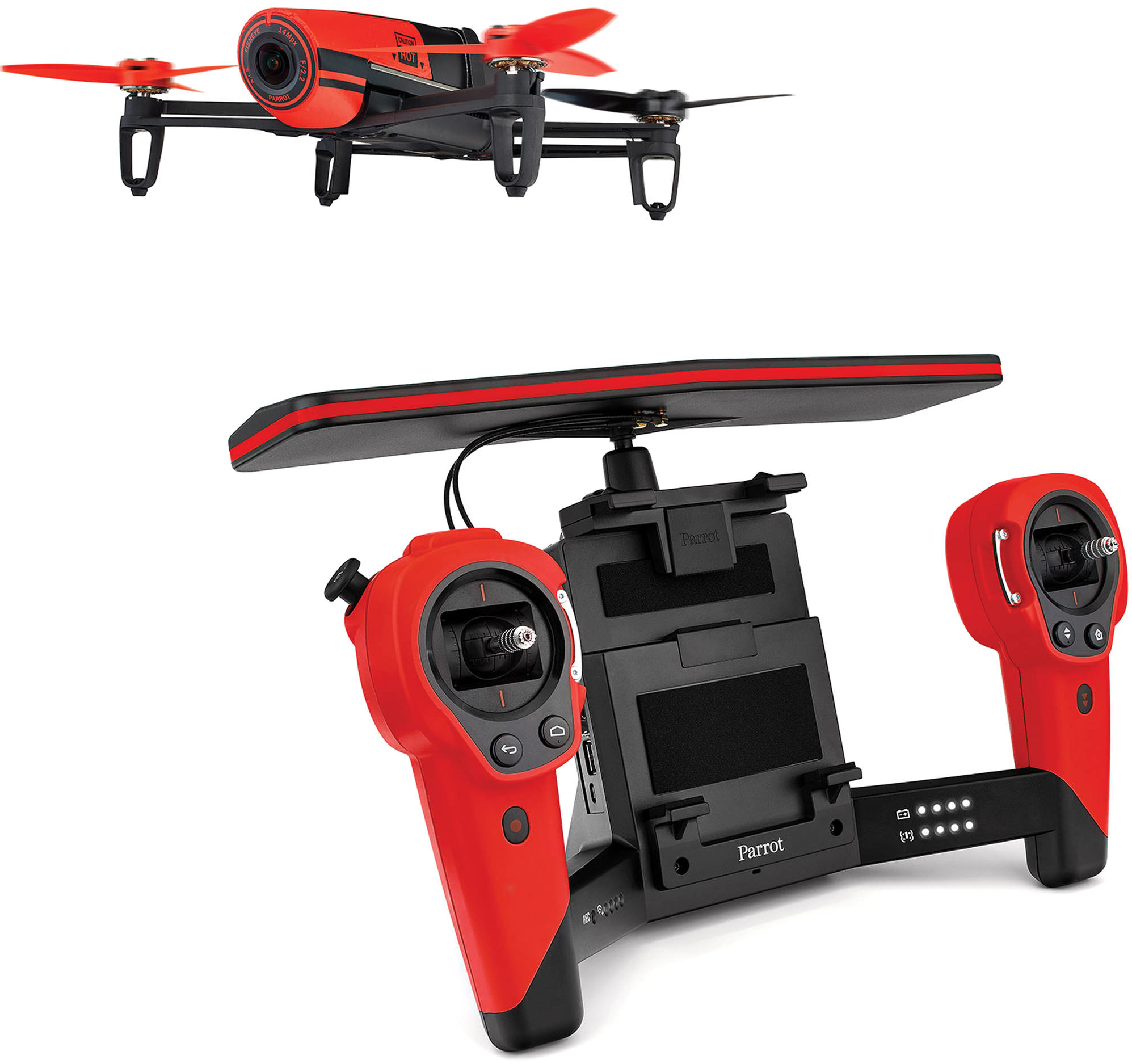 Parrot Bebop Drone and Sky Controller