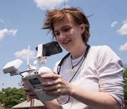 UAV TechTalk: Sarah
