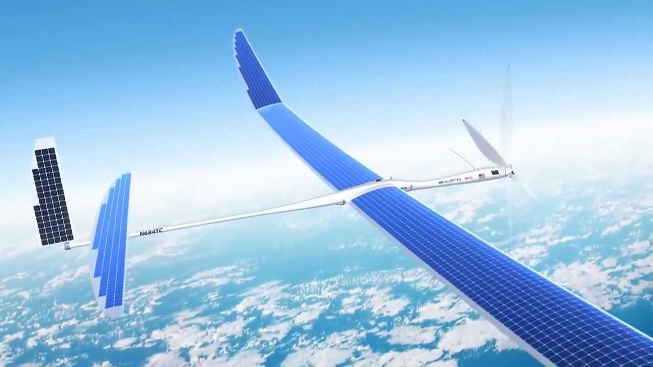 Solar 50 by Titan Aerospace
