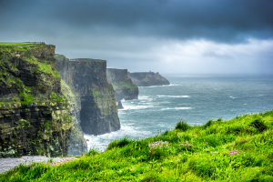 Cliffs of Moher, Liscannor, Ireland, Giuseppe Milo May 11, 2014