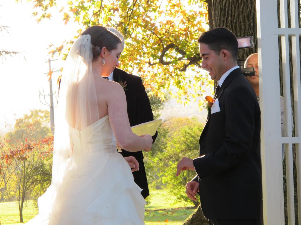 30771 Lauren And Amir's Wedding Day Nov 06, 2011, Bill McCHesney November 6, 2011
