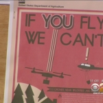 FAA: If you fly, we can't (Brochure)
