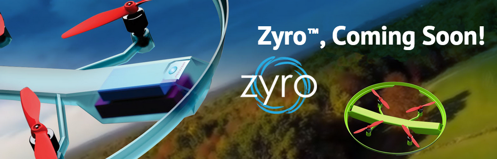 Zyro Gaming Drone
