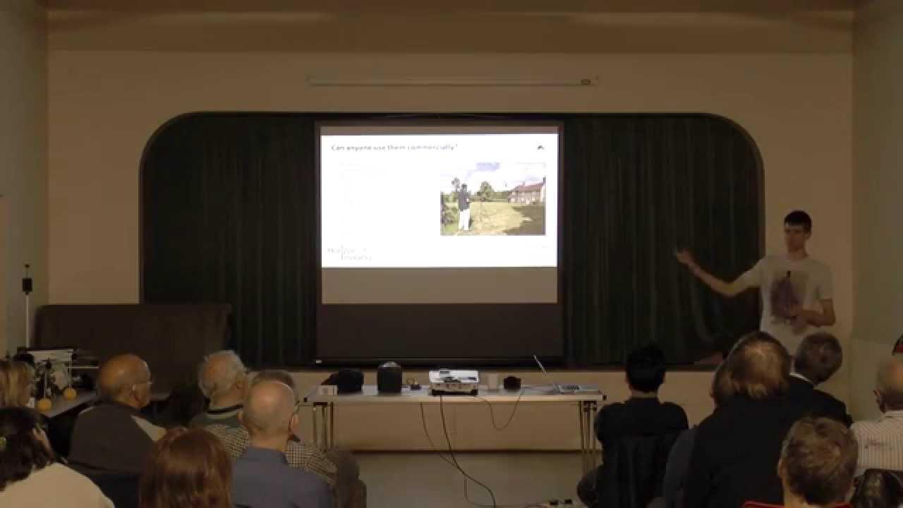 David Hoagg Presenting