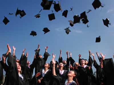 Graduates, Credit: Stock Photography