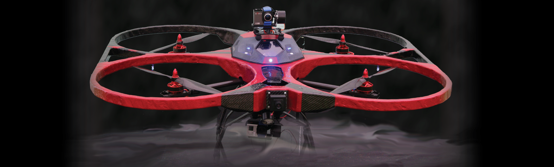 Mobile Recon Systems KittyHawk Quadcopter