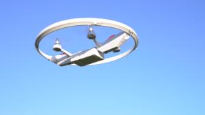 Zyro Gaming Drone Prototype