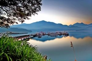 Sun Moon Lake,Nantou,Taiwan南投,日月潭-B, Eddy Tsai November 17, 2013