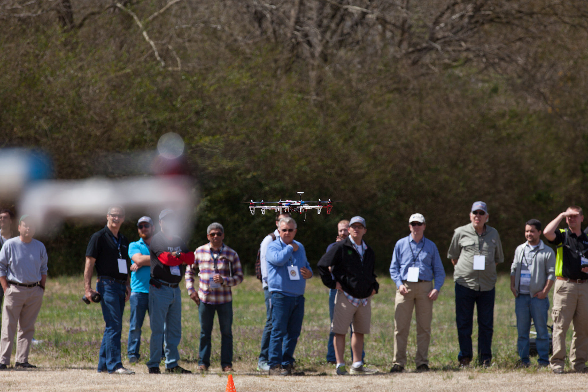 UAV/SUAS CLASS V – ATLANTA 2015, The Academy of Model Aviation, March 21, 2015