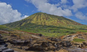 Koko Head, Hawaii, Eric Tessmer March 31, 2014