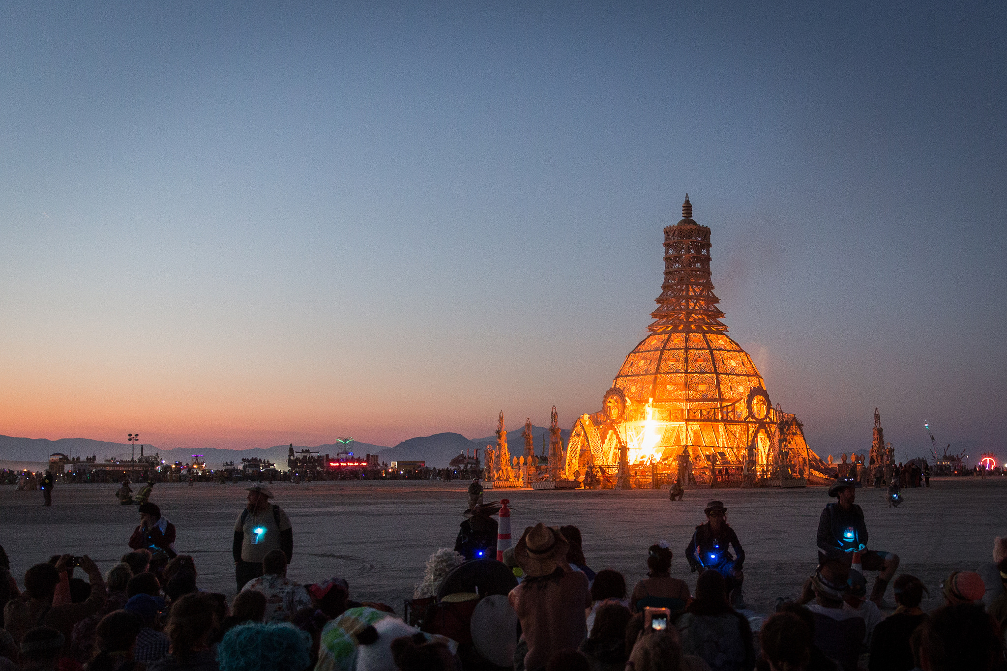 Burning Man 2014, Gwen Schroeder August 31, 2014