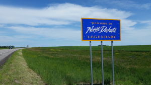 Welcome to North Dakota, Drew Tarvin June 25, 2015