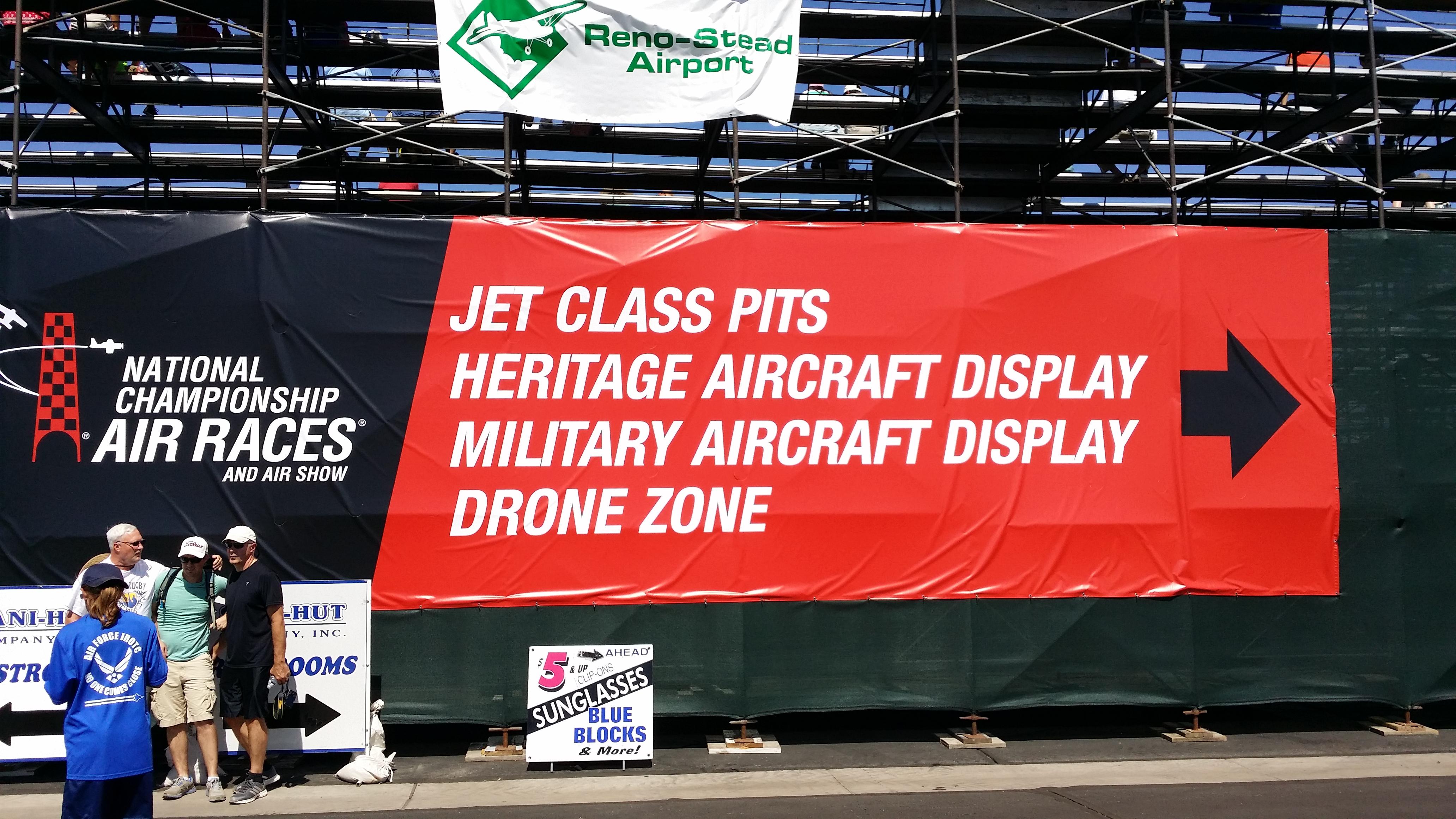 Reno, Nevada Drone Racing
