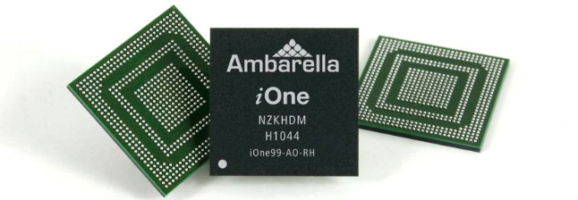 Ambarella System-on-Chip