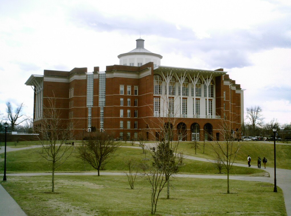University of Kentucky - W. T. Young Library, rjzii March 2, 2007