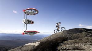 Tesla Drone Design Concept
