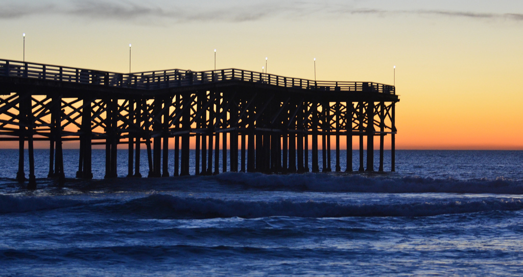 Crystal Pier, Paul Schadler January 26, 2011