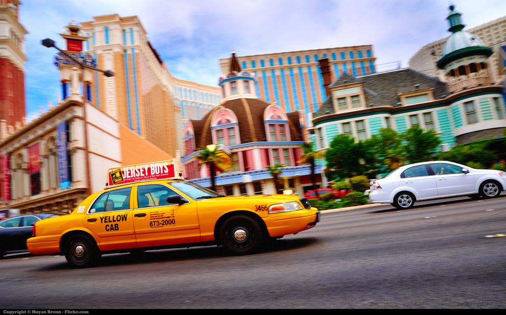 Taxi, Moyan Brenn June 1, 2011