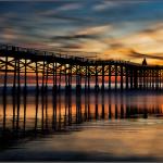 Crystal Pier at Sunset, Rex Boggs November 29, 2011