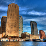 Downtown Tampa, FL, Antoine Gady March 3, 2012