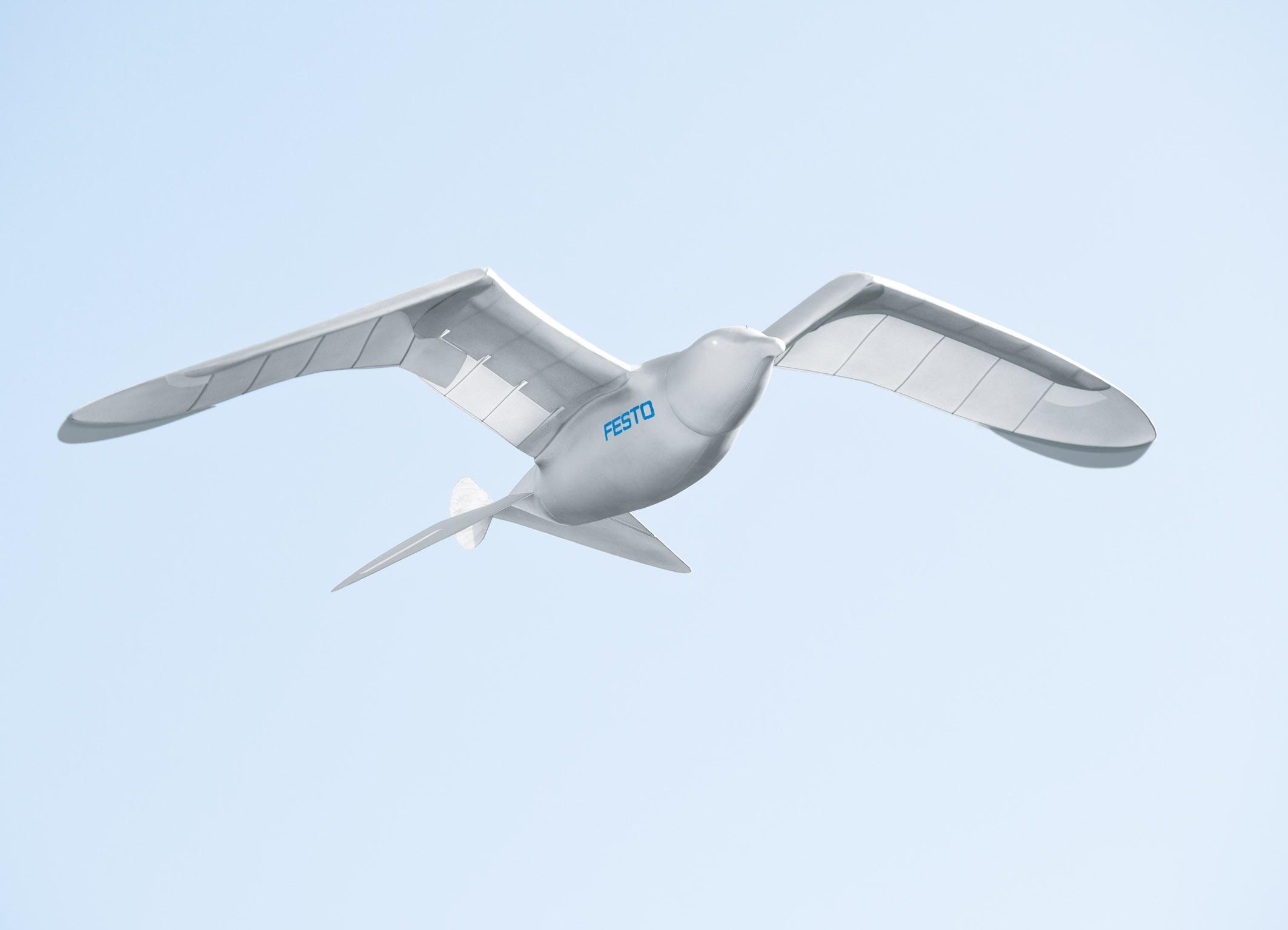 Festo SmartBird Drone
