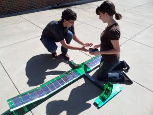 Instructables: Solar Plane