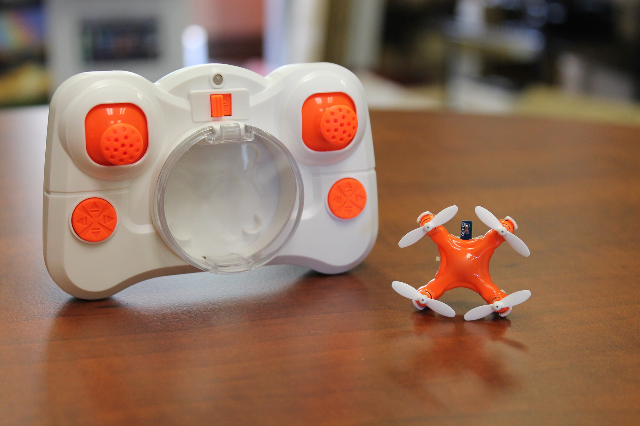 Axis Drones' Aerius quadcopter