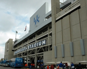 Commonwealth Stadium, University of Kentucky