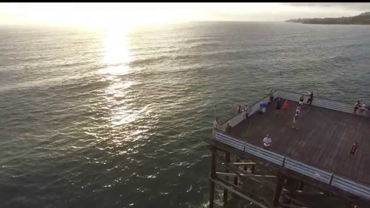 Crystal Pier, Pacific Beach, California