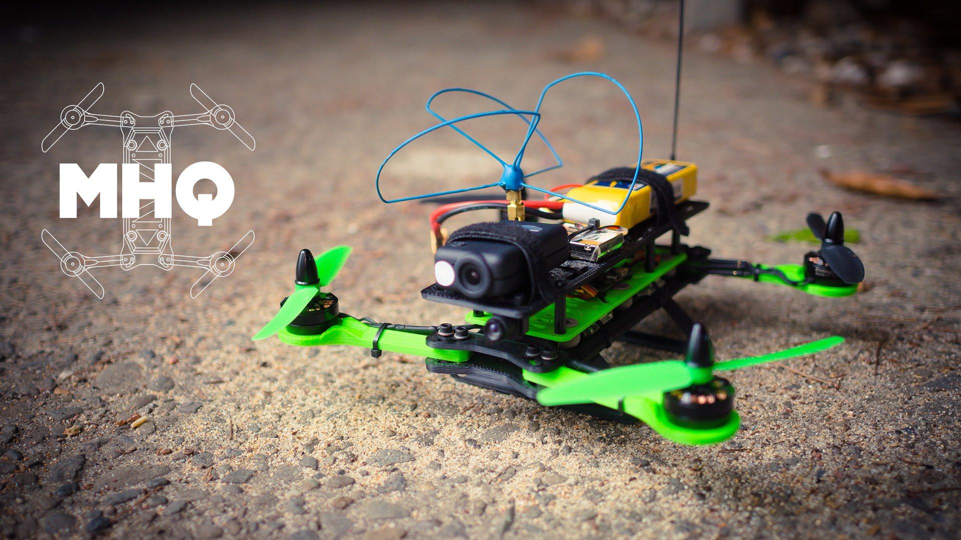 3D Printed MHQ2 Hovership