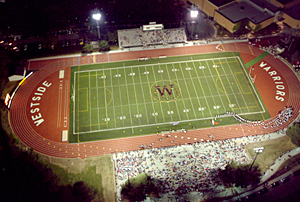 Westside High School Stadium