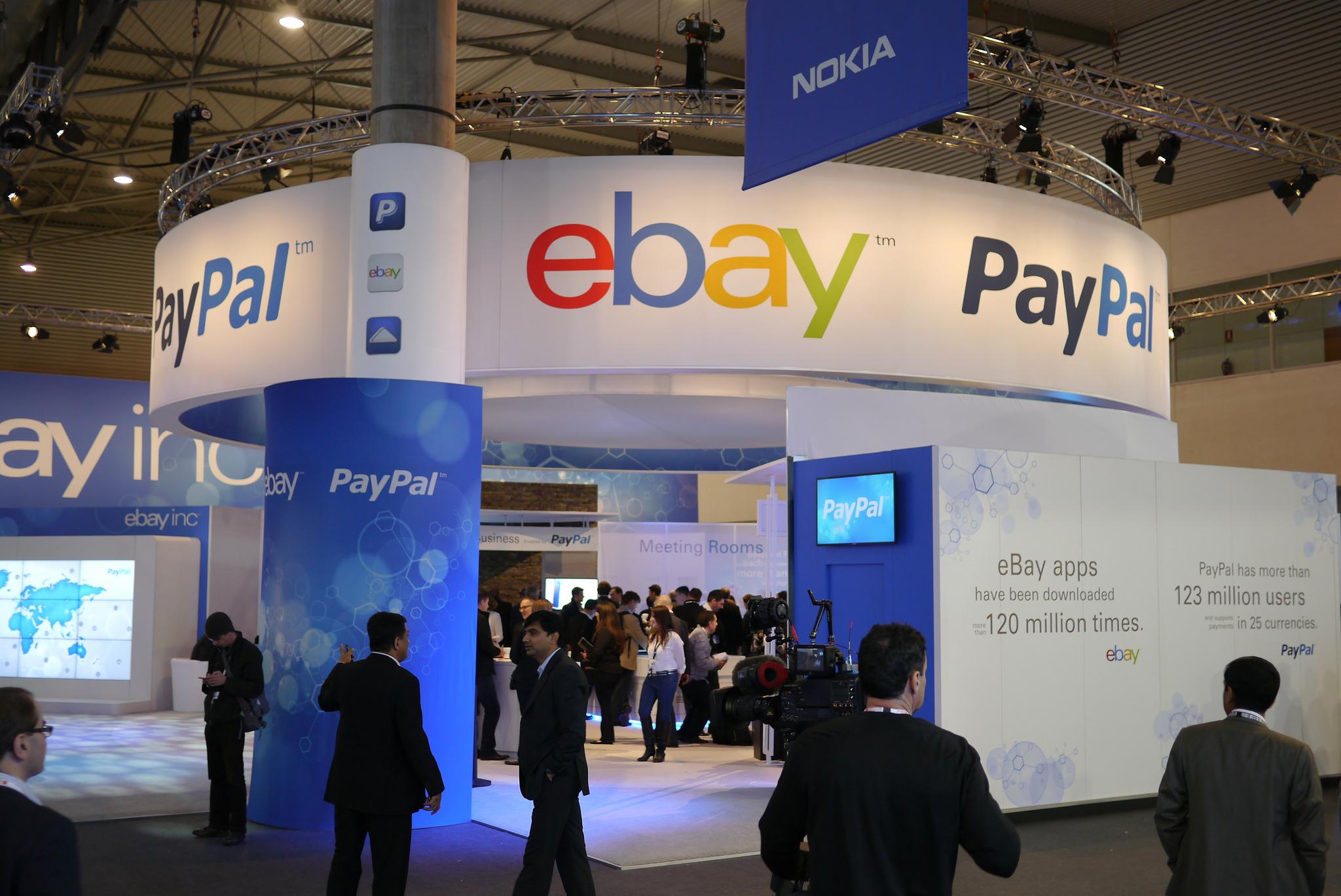 MWC Barcelona 2013 - eBay, Paypal, Kārlis Dambrāns February 25, 2013c
