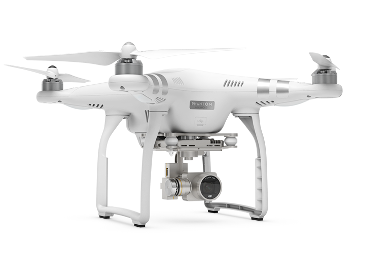 DJI Phantom 3 Advanced, Credit: Wikimedia Commons