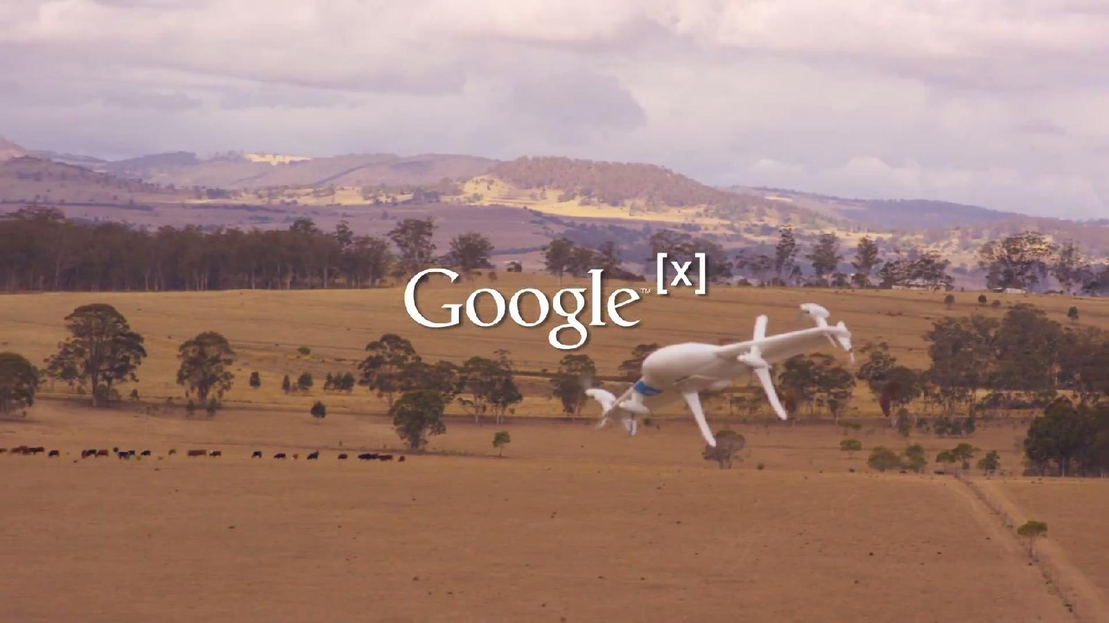 Google Project Wing Google[x]