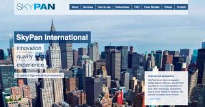 SkyPan International Homepage