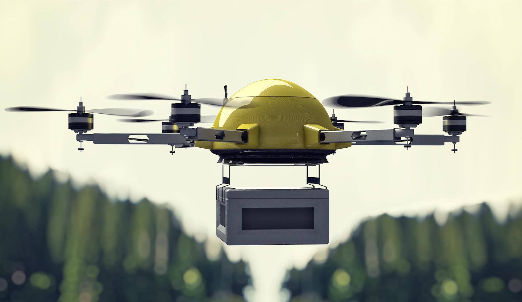 Skyfront Drone, Credit: Skyfront
