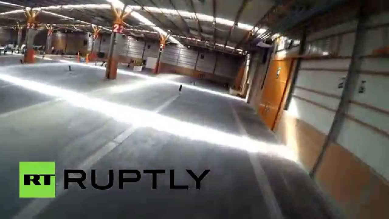 Watch this drone flying like a bumble-bee, Credit: YouTube