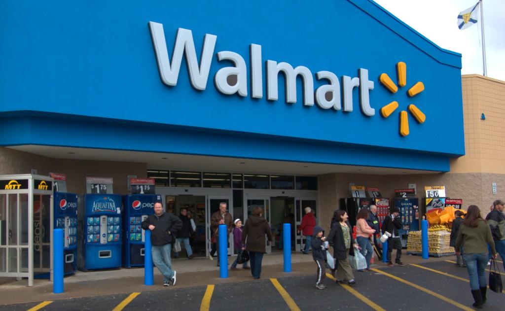 Walmart Store, Credit: Net Worth